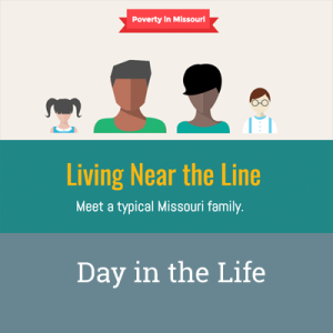 Poverty in Missouri - Day in the Life