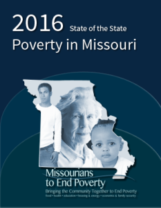 poverty report cover